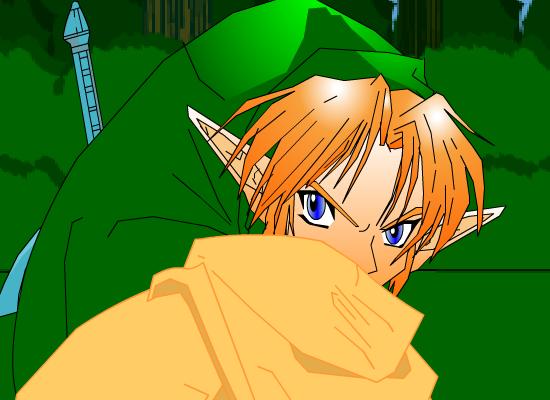 Zelda Hero Returns